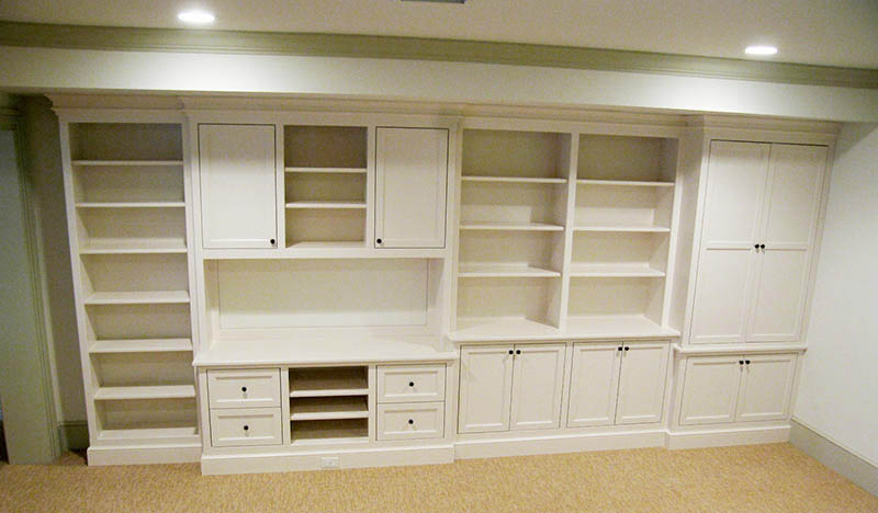 Wirth Cabinetry Bench Seats
